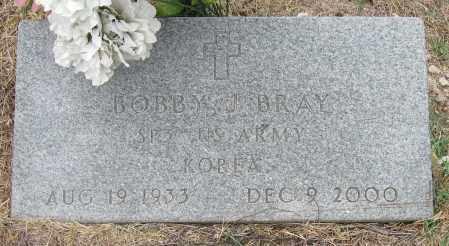 BRAY (VETERAN KOR), BOBBY J. - Mississippi County, Arkansas | BOBBY J. BRAY (VETERAN KOR) - Arkansas Gravestone Photos