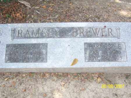 RAMSEY, THOMAS L. - Mississippi County, Arkansas | THOMAS L. RAMSEY - Arkansas Gravestone Photos