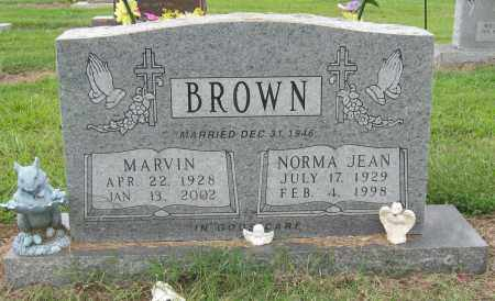 BROWN, MARVIN - Mississippi County, Arkansas | MARVIN BROWN - Arkansas Gravestone Photos