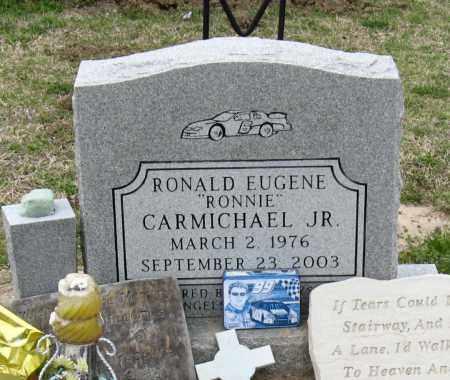 CARMICHAEL, RONALD EUGENE, JR. (RONNIE) - Mississippi County, Arkansas | RONALD EUGENE, JR. (RONNIE) CARMICHAEL - Arkansas Gravestone Photos