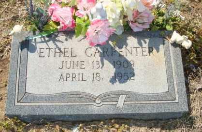 CARPENTER, ETHEL - Mississippi County, Arkansas   ETHEL CARPENTER - Arkansas Gravestone Photos