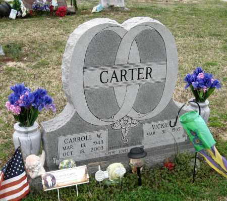 CARTER, CARROLL W. - Mississippi County, Arkansas | CARROLL W. CARTER - Arkansas Gravestone Photos