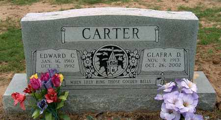 CARTER, EDWARD C. - Mississippi County, Arkansas | EDWARD C. CARTER - Arkansas Gravestone Photos