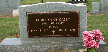 CASEY (VETERAN KOR), LOUIE GENE - Mississippi County, Arkansas | LOUIE GENE CASEY (VETERAN KOR) - Arkansas Gravestone Photos