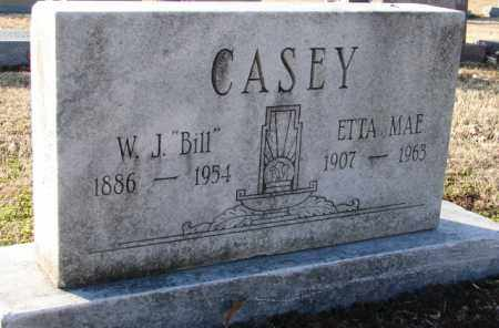 CASEY, ETTA MAE - Mississippi County, Arkansas | ETTA MAE CASEY - Arkansas Gravestone Photos