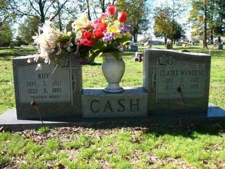 CASH, ROY - Mississippi County, Arkansas | ROY CASH - Arkansas Gravestone Photos