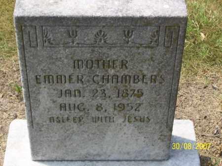 CHAMBERS, EMMER - Mississippi County, Arkansas | EMMER CHAMBERS - Arkansas Gravestone Photos