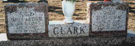 CLARK, JAMES ARTHUR - Mississippi County, Arkansas | JAMES ARTHUR CLARK - Arkansas Gravestone Photos