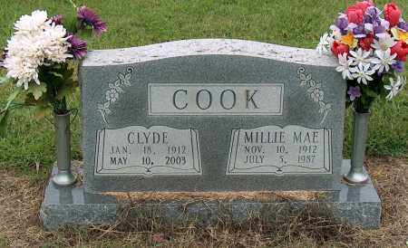 COOK, CLYDE - Mississippi County, Arkansas | CLYDE COOK - Arkansas Gravestone Photos