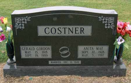 COSTNER, GERALD GORDON - Mississippi County, Arkansas | GERALD GORDON COSTNER - Arkansas Gravestone Photos