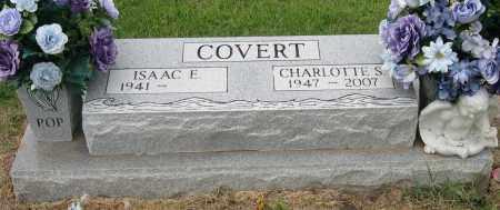 COVERT, CHARLOTTE S. - Mississippi County, Arkansas | CHARLOTTE S. COVERT - Arkansas Gravestone Photos