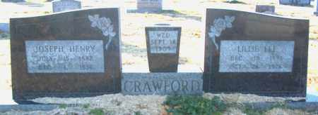 CRAWFORD, LILLIE LEE - Mississippi County, Arkansas | LILLIE LEE CRAWFORD - Arkansas Gravestone Photos