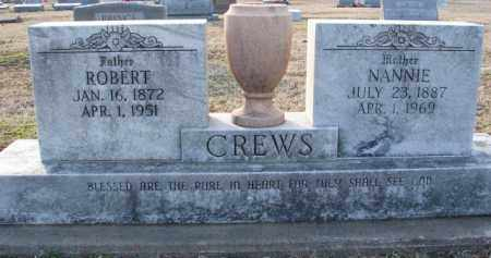 CREWS, ROBERT - Mississippi County, Arkansas | ROBERT CREWS - Arkansas Gravestone Photos