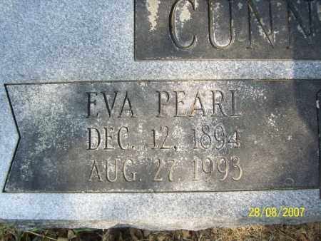 CUNNINGHAM, EVA PEARL - Mississippi County, Arkansas | EVA PEARL CUNNINGHAM - Arkansas Gravestone Photos