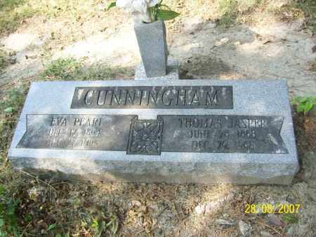 CUNNINGHAM, THOMAS JASPER - Mississippi County, Arkansas | THOMAS JASPER CUNNINGHAM - Arkansas Gravestone Photos