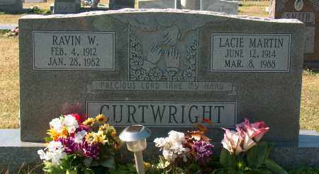 CURTWRIGHT, RAVIN W - Mississippi County, Arkansas | RAVIN W CURTWRIGHT - Arkansas Gravestone Photos