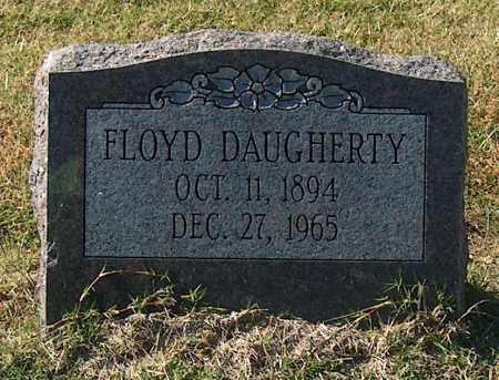 DAUGHERTY, FLOYD - Mississippi County, Arkansas | FLOYD DAUGHERTY - Arkansas Gravestone Photos