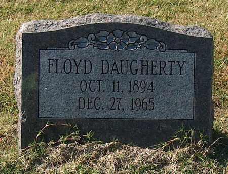 DAUGHERTY, FLOYD - Mississippi County, Arkansas | FLOYD DAUGHERTY - Arkansas Gravestone Photos