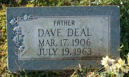 DEAL, DAVE - Mississippi County, Arkansas | DAVE DEAL - Arkansas Gravestone Photos