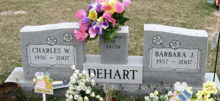 DEHART, BARBARA J. - Mississippi County, Arkansas | BARBARA J. DEHART - Arkansas Gravestone Photos