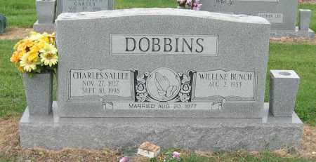 DOBBINS, CHARLES SALLEE - Mississippi County, Arkansas | CHARLES SALLEE DOBBINS - Arkansas Gravestone Photos