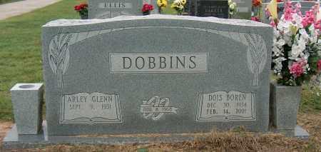 BOREN DOBBINS, DOIS - Mississippi County, Arkansas | DOIS BOREN DOBBINS - Arkansas Gravestone Photos