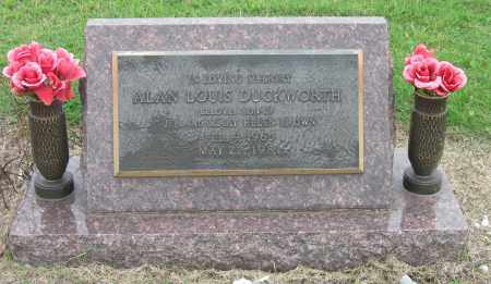 DUCKWORTH, ALAN LOUIS - Mississippi County, Arkansas | ALAN LOUIS DUCKWORTH - Arkansas Gravestone Photos