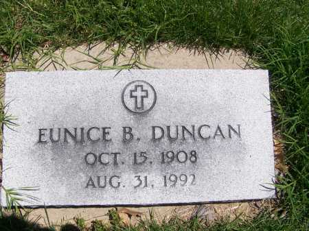 COLLIER DUNCAN, EUNICE B. - Mississippi County, Arkansas | EUNICE B. COLLIER DUNCAN - Arkansas Gravestone Photos