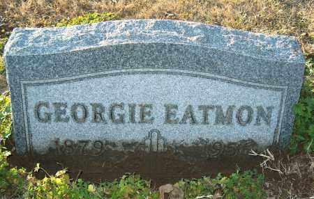EATMON, GEORGIE - Mississippi County, Arkansas | GEORGIE EATMON - Arkansas Gravestone Photos