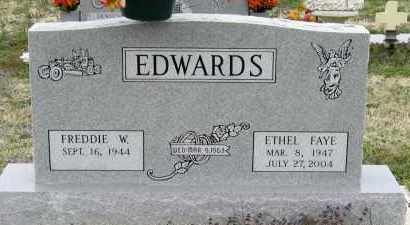 EDWARDS, ETHEL FAYE - Mississippi County, Arkansas | ETHEL FAYE EDWARDS - Arkansas Gravestone Photos