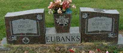 EUBANKS, OSCAR - Mississippi County, Arkansas | OSCAR EUBANKS - Arkansas Gravestone Photos