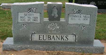 EUBANKS, SCOTT - Mississippi County, Arkansas | SCOTT EUBANKS - Arkansas Gravestone Photos