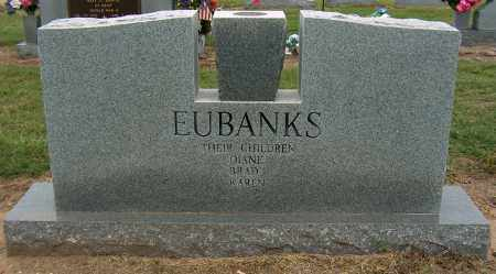 EUBANKS, SCOTT - Mississippi County, Arkansas | SCOTT EUBANKS - Arkansas Gravestone Photos