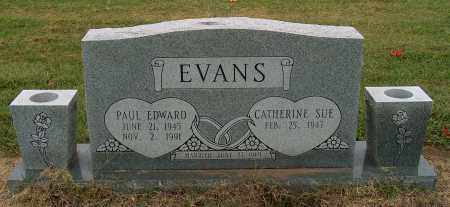 EVANS, PAUL EDWARD - Mississippi County, Arkansas | PAUL EDWARD EVANS - Arkansas Gravestone Photos