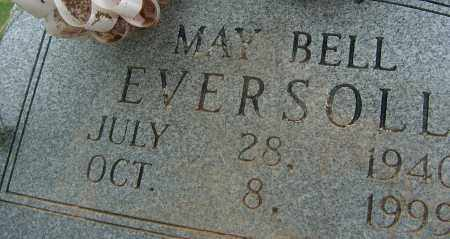 EVERSOLL, MAY BELL - Mississippi County, Arkansas | MAY BELL EVERSOLL - Arkansas Gravestone Photos