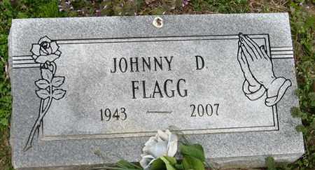 FLAGG, JOHNNY D. - Mississippi County, Arkansas | JOHNNY D. FLAGG - Arkansas Gravestone Photos