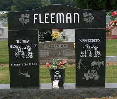 FLEEMAN, ELIZABETH - Mississippi County, Arkansas | ELIZABETH FLEEMAN - Arkansas Gravestone Photos