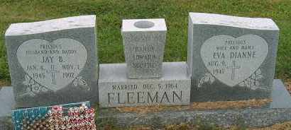 FLEEMAN, JAY B - Mississippi County, Arkansas | JAY B FLEEMAN - Arkansas Gravestone Photos