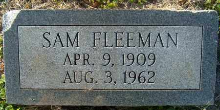FLEEMAN, SAM - Mississippi County, Arkansas | SAM FLEEMAN - Arkansas Gravestone Photos