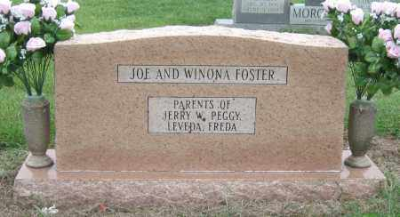 FOSTER, JOE - Mississippi County, Arkansas | JOE FOSTER - Arkansas Gravestone Photos