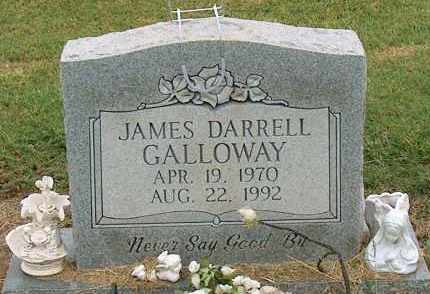 GALLOWAY, JAMES DARRELL - Mississippi County, Arkansas | JAMES DARRELL GALLOWAY - Arkansas Gravestone Photos