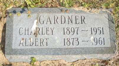 GARDNER, ALBERT - Mississippi County, Arkansas | ALBERT GARDNER - Arkansas Gravestone Photos