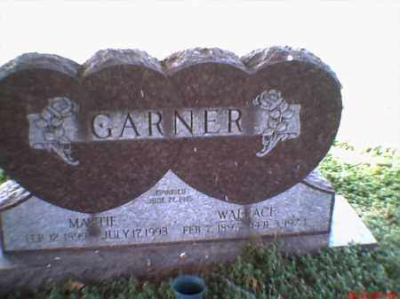 GARNER, WALLACE - Mississippi County, Arkansas | WALLACE GARNER - Arkansas Gravestone Photos