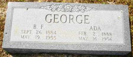 GEORGE, ADA - Mississippi County, Arkansas | ADA GEORGE - Arkansas Gravestone Photos