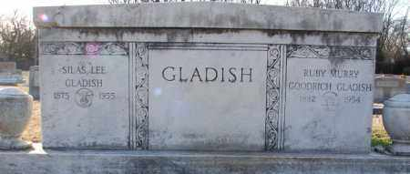 GLADISH, SILAS LEE - Mississippi County, Arkansas | SILAS LEE GLADISH - Arkansas Gravestone Photos