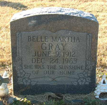 GRAY, BELLE MARTHA - Mississippi County, Arkansas | BELLE MARTHA GRAY - Arkansas Gravestone Photos