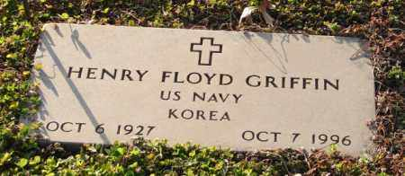 GRIFFIN (VETERAN KOR), HENRY FLOYD - Mississippi County, Arkansas | HENRY FLOYD GRIFFIN (VETERAN KOR) - Arkansas Gravestone Photos