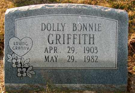 GRIFFITH, DOLLY BONNIE - Mississippi County, Arkansas | DOLLY BONNIE GRIFFITH - Arkansas Gravestone Photos