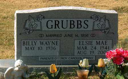 GRUBBS, ELSIE MAE - Mississippi County, Arkansas | ELSIE MAE GRUBBS - Arkansas Gravestone Photos
