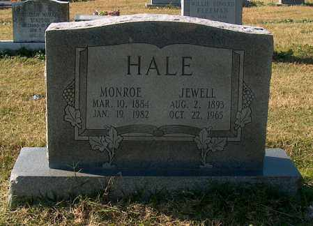 HALE, JEWELL - Mississippi County, Arkansas | JEWELL HALE - Arkansas Gravestone Photos